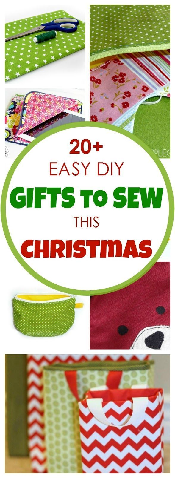 20 easy diy gifts to sew this christmas free pattern 20 easy diy gifts to sew this christmas jeuxipadfo Choice Image