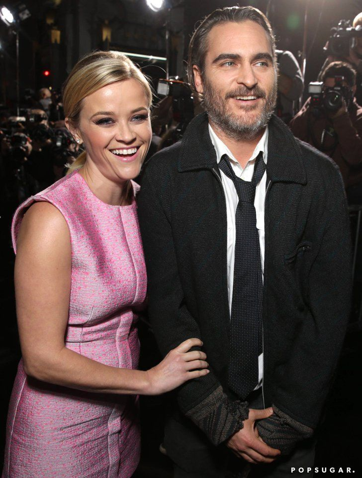 125c43ec897 Reese and Joaquin on the Red Carpet Will Give You Walk the Line ...