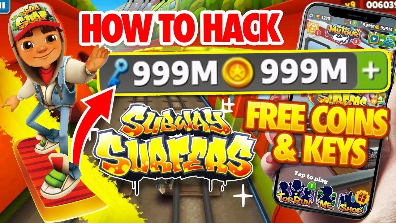 Subway Surfers Coin Hack Android No Root - …