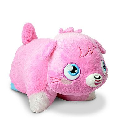 Take A Look At This Moshi Monster Pillow Pet By Pillow Pets On Zulily Today Animal Pillows Monster Pillows Moshi Monsters