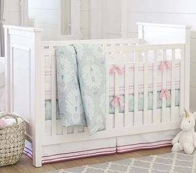 Fillmore Crib, Simply White at Pottery Barn Kids - Baby Cribs ...