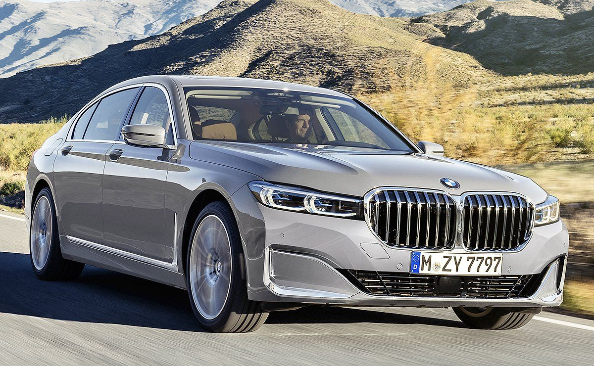 2020 BMW 7 Series Perfection New Redesign and Concept