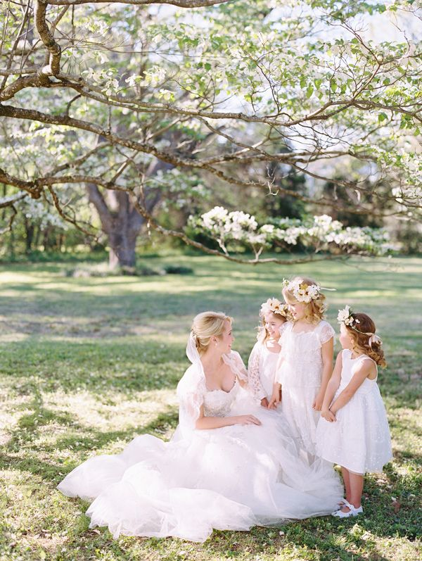 Southern Weddings V7 A New Beginning Southern Weddings Southern Weddings Magazine Flower Girl Veil Southern Wedding Flowers