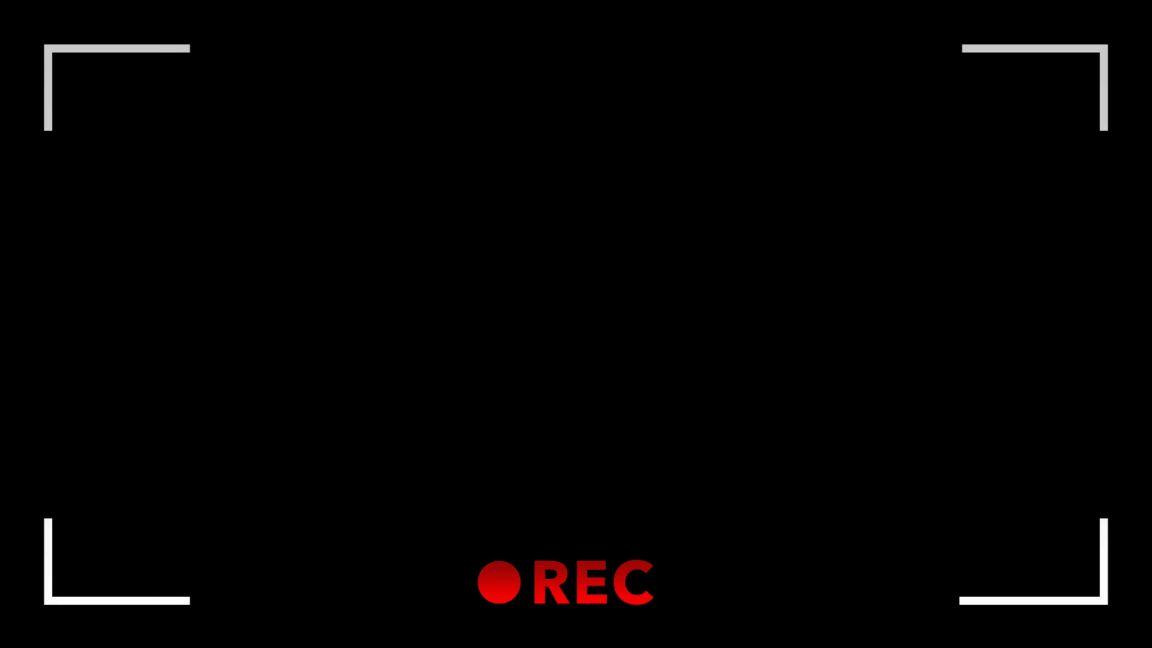 18 Camera Recording Png Camera Overlays Transparent Video Camera