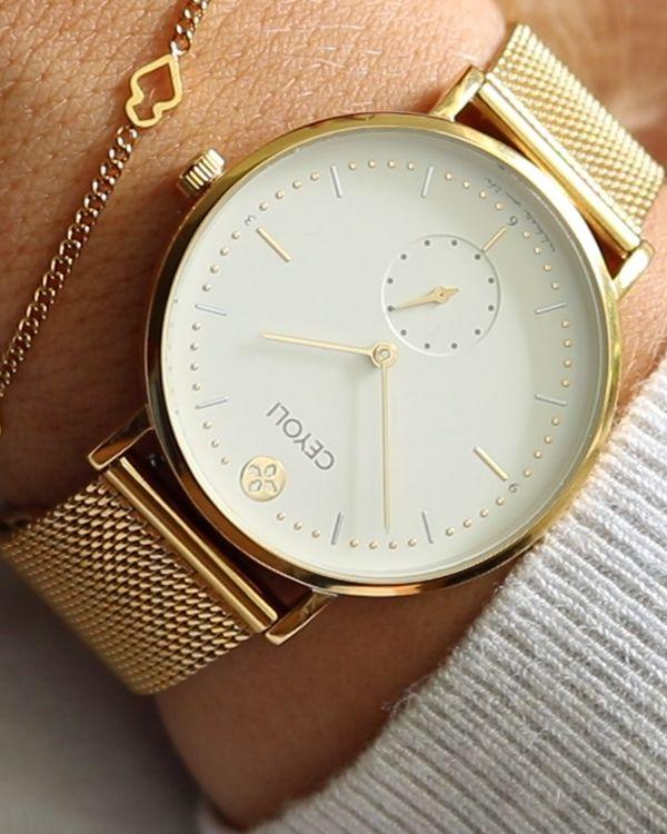 angelzenae ✨   &WATCHES   Uhren damen, Uhren und Schmuck