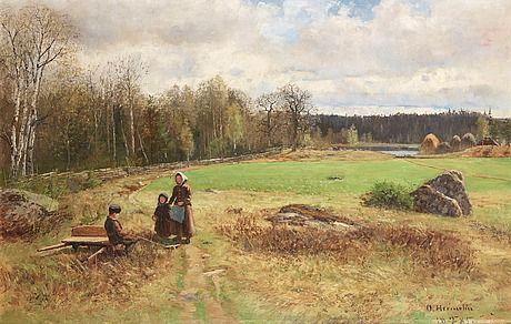 OLOF HERMELIN 1827-1913
