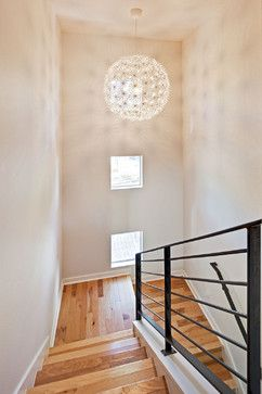Dandelion House - contemporary - staircase - austin - Loop Design