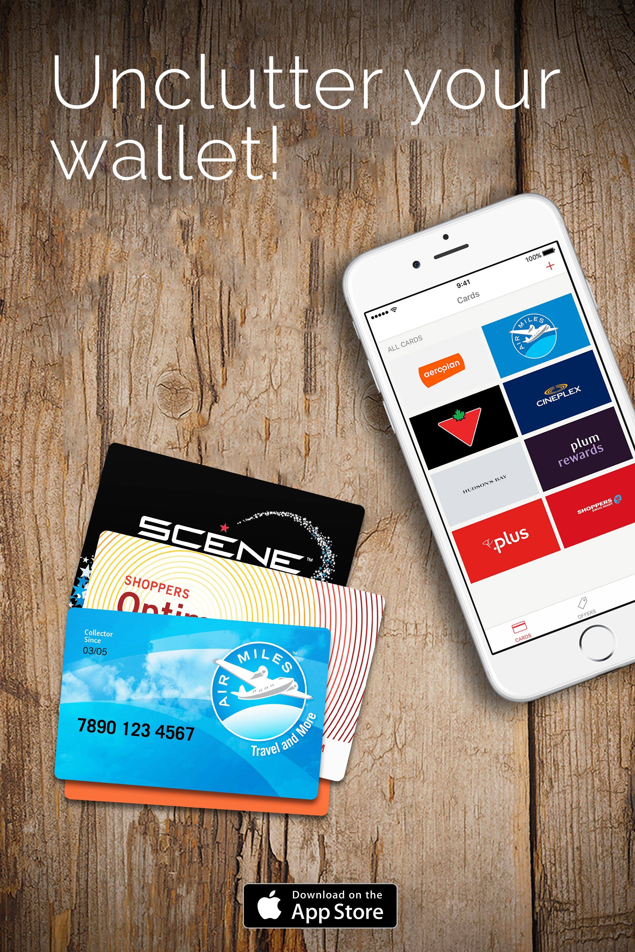 No more plastic cards all your cards in one app spring