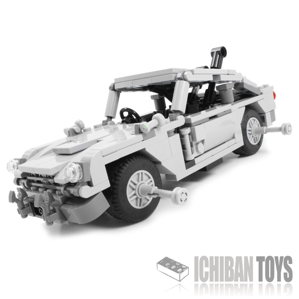 lego. james bond 007 aston martin db5 | lego cars cont | pinterest