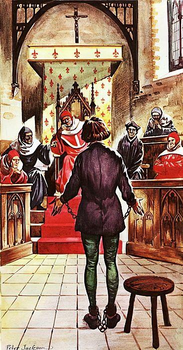 St. Joan of Arc Fine Art Giclée Print | Etsy