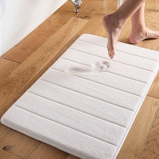 Bathroom Mats windsor home 2-piece memory foam bath mat set | bath mat, memory