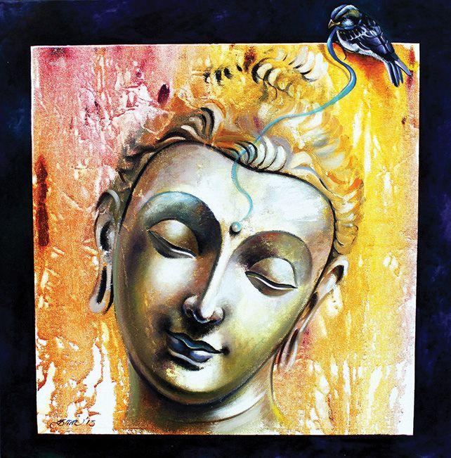 картинки для декупажа будда привел