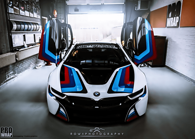 Bmw I8 M Motorsport Look At The Gullwing Bmw I Pinterest Bmw
