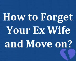 Dealing with your ex wife dating