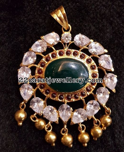 gold diamond pendant total product white weight