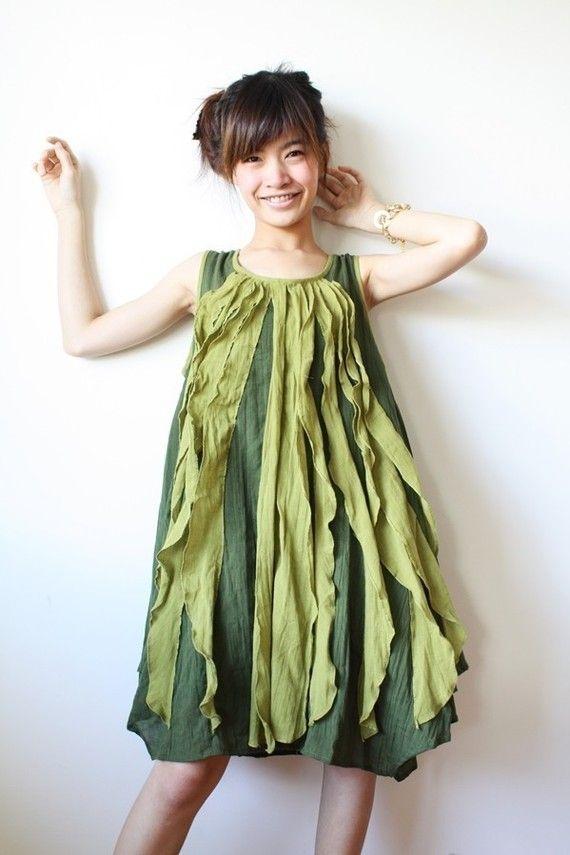 Interesting.  Dryad dress?