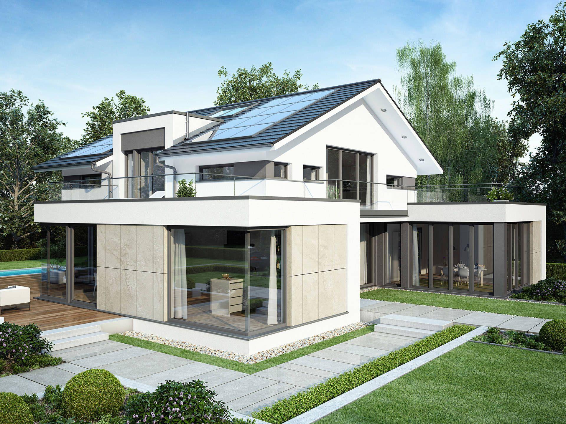 CONCEPTM 211 Mannheim Architektur, Haus und Haus