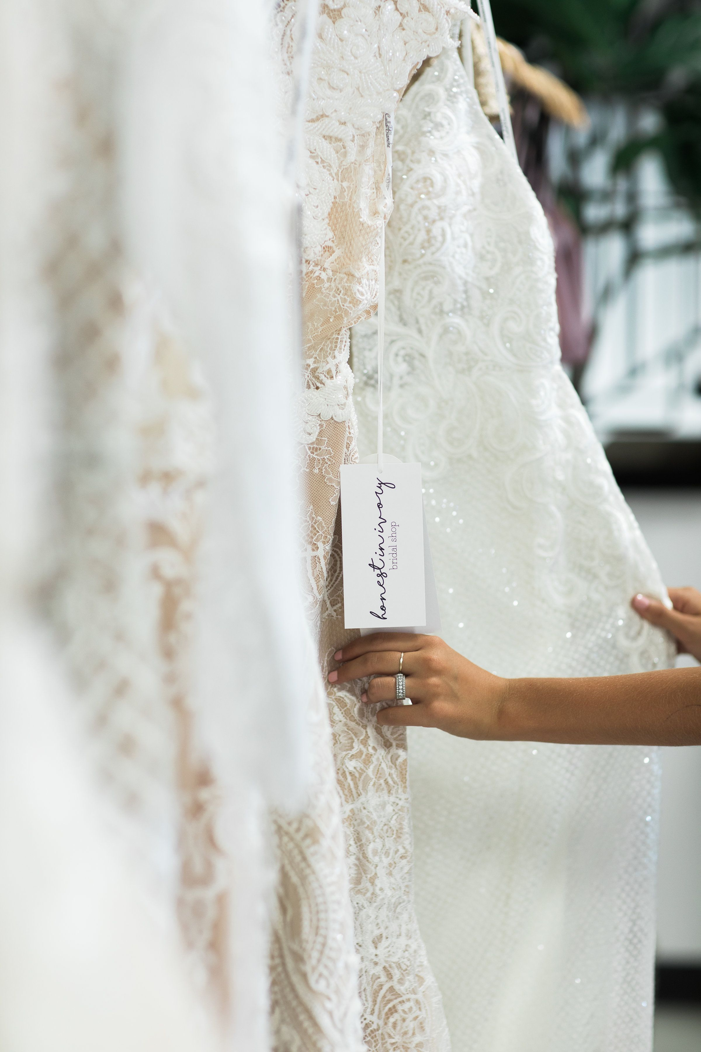 Bridal Shopping In Spokane Wa At Honest In Ivory Bridal Shop Bridal Ivory Bridal Wedding Dresses Lace