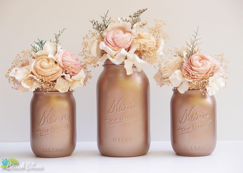Pin By Ashtown Wallaby On Mason Jar Weddings Pinterest Mesas De