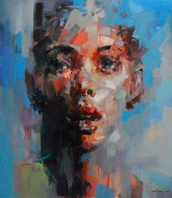 // painting / Ryan Hewett | PICDIT