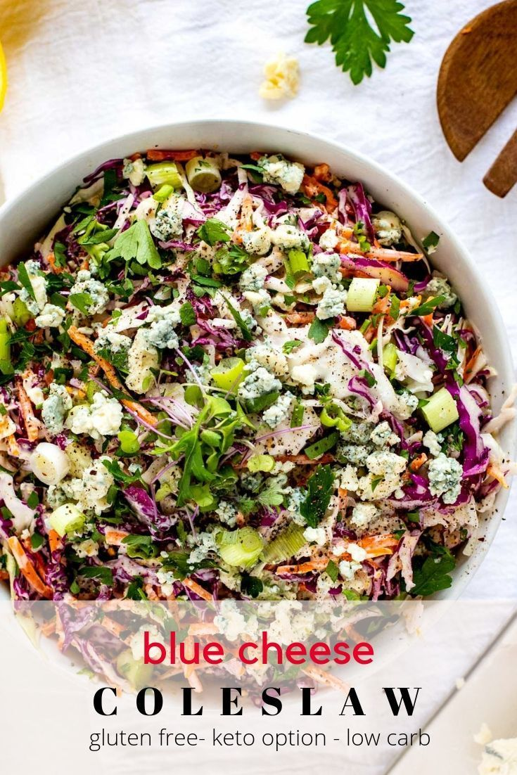 Blue Cheese Coleslaw images
