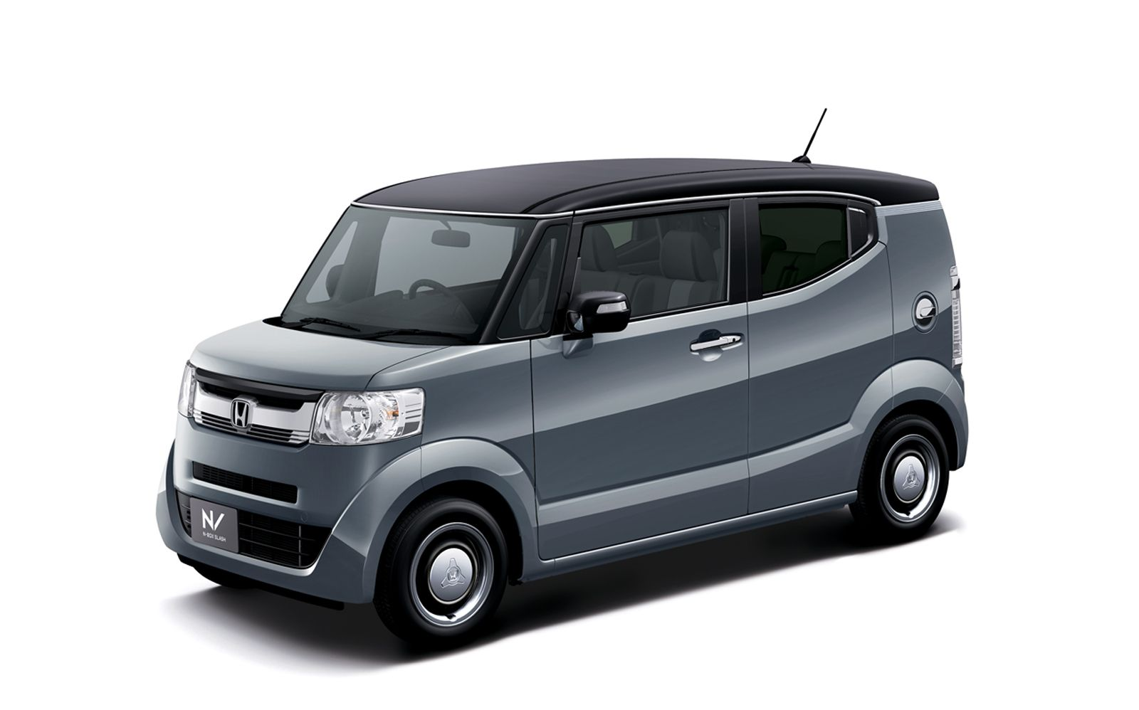 '16 Honda N-Box Slash Kei Car