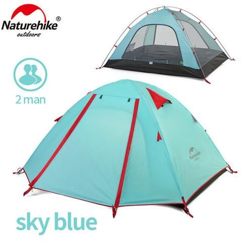 NatureHike Tent For 2 Persons  sc 1 st  Pinterest & NatureHike Tent For 2 Persons | Camping Tent | Pinterest | Tents ...