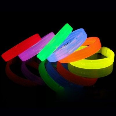 Creative Fluorescent Bracelet 1pc #Toys_&_Hobbies #Novelty_&_Gag_Toys Price : $1.29  Plastic fluorescent liquid and glass tube material safe and durable Special design beautiful and practical Suitable for birthday party Christmas party summer BBQ concert etc. The color of the fluorescent bracelet is random. ...