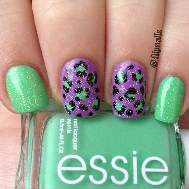 Pin de Heather Darnell en Nail Art | Pinterest