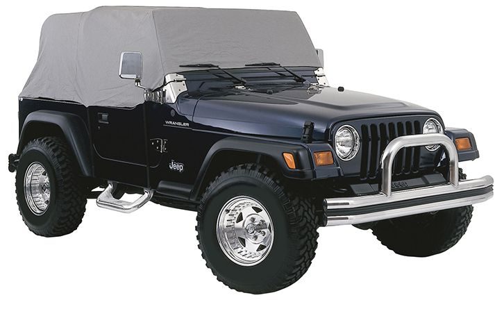 Cab Cover Wrangler Yj Tj Jeep Wrangler Yj Car Covers Suv Accessories