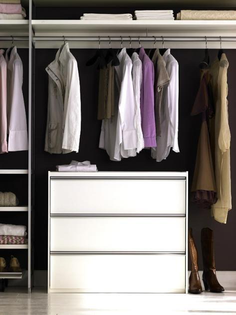 ▷ Ordnung im Kleiderschrank 15 Tipps 9 Schrank oder Schränkchen? - großer kleiderschrank schlafzimmer