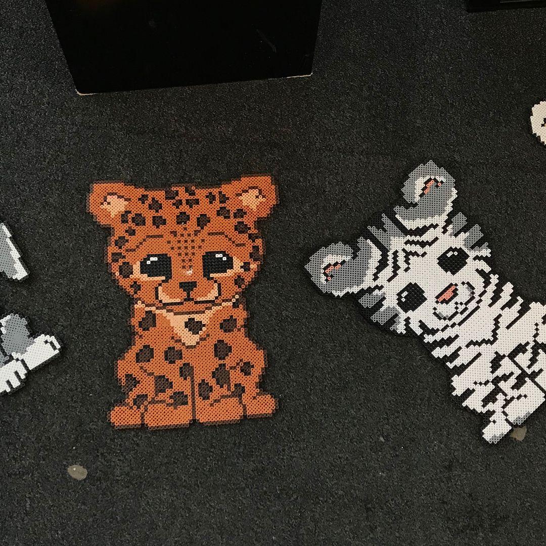 ❤ @anja_takacs   Perler beads   Pinterest   Perler beads, Hama ...