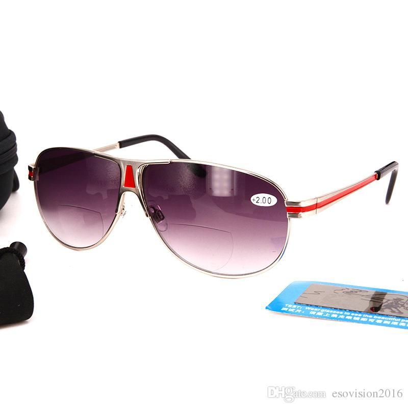 8b420a1283 Wholesale Sunglasses Bifocal Reading Glasses Cheap Precision Fashion  Sunglasses Readers For Women And Men Outdoor Fishing Sun Glasses  Prescription ...
