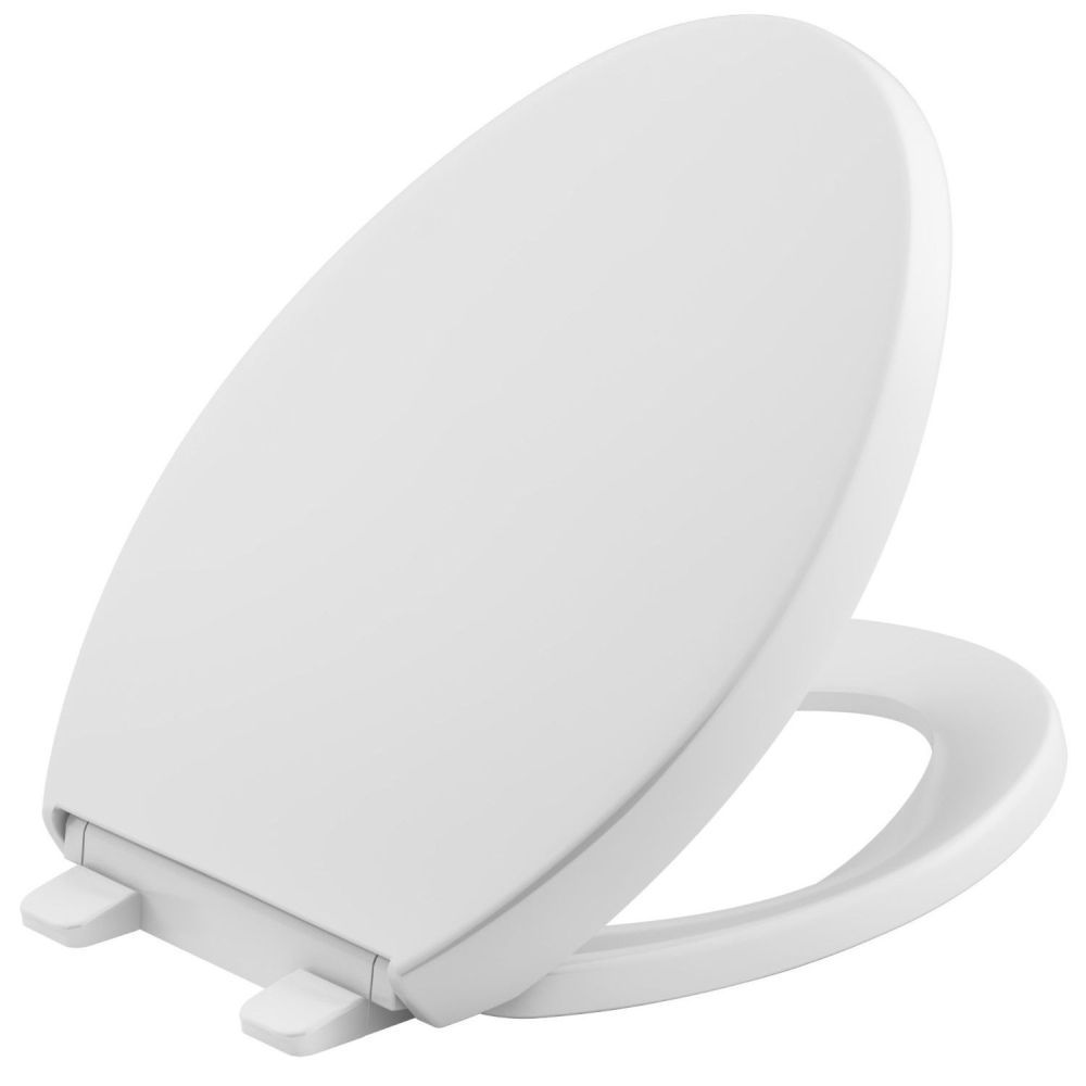 Kohler K-4008-0 Reveal White Toilet Seats Elongated Bathroom ...