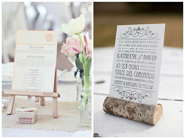 Ideas para un men de boda original y bonito dise ando la minuta en 2019 pinterest menu - Bodas originales ideas ...