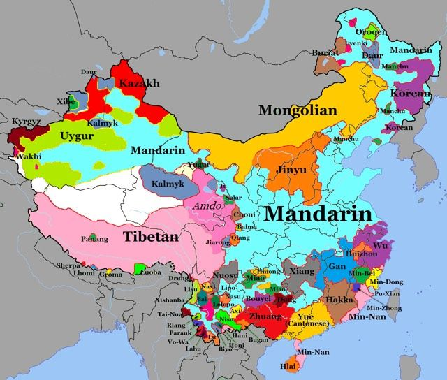 ethnic origins of asians