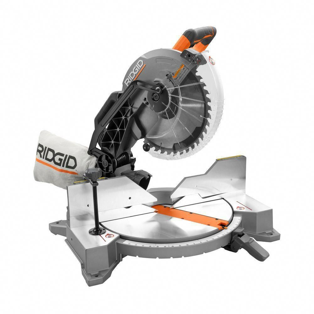 15 Amp 12 Inch Dual Bevel Miter Saw With Laser Woodworkingtools Table Saw Sliding Compound Miter Saw Portable Table Saw