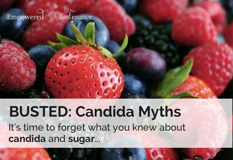 anti candida myth diet