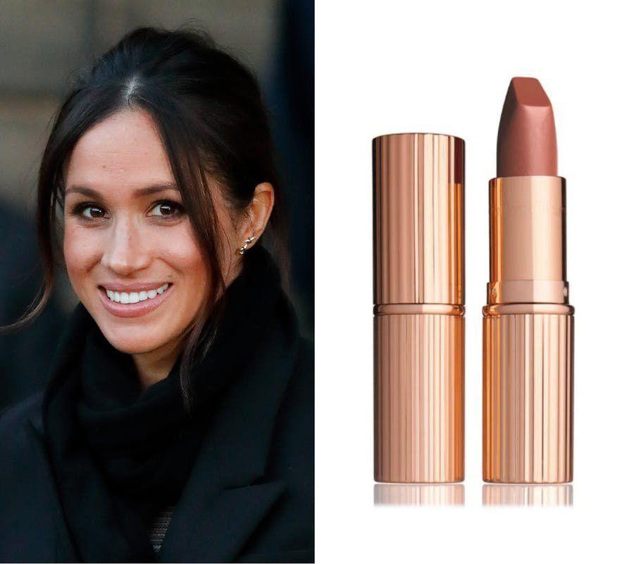 9 best nude lipsticks Meghan Markle