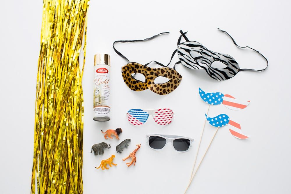 5-Minute Party Trick: The Fastest DIY Photo Booth Setup ...