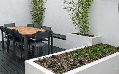 decora el hogar jardines modernos para interior de casa