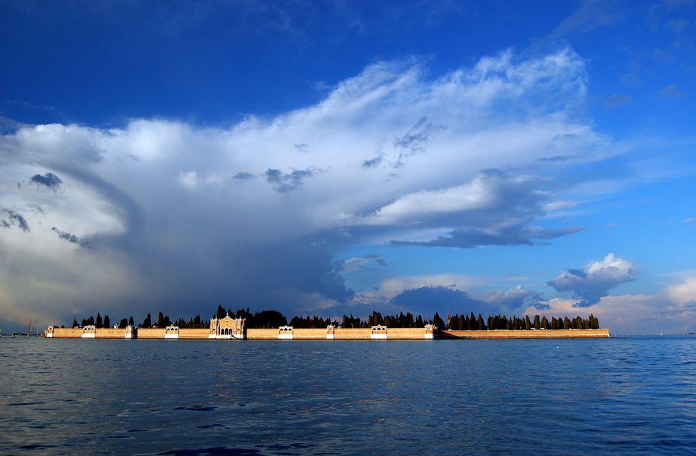* São Miguel * # Veneza, Itália.
