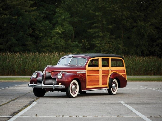 1940 Buick Super Estate Wagonclassiccars Pin Brought To You By