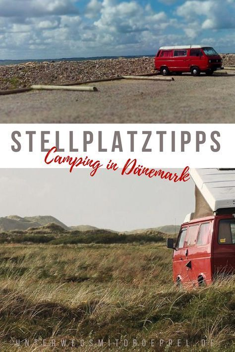 Photo of Camping in Denmark – dunes, harbors, farms – on the way with döppel