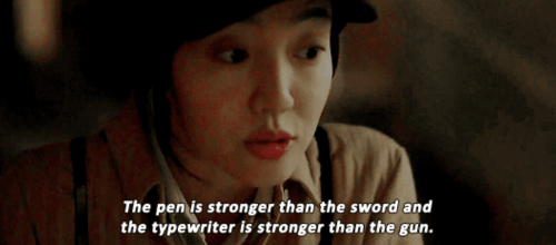 Image result for chicago typewriter quotes