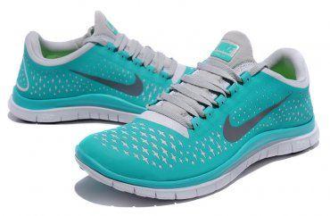 Nike Free 3.0 V4 Mens Tiffany Blue Reflect Silver Pure Platinum
