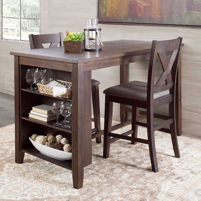 Maximize Your Space With A Dining Room Table That Has Built In