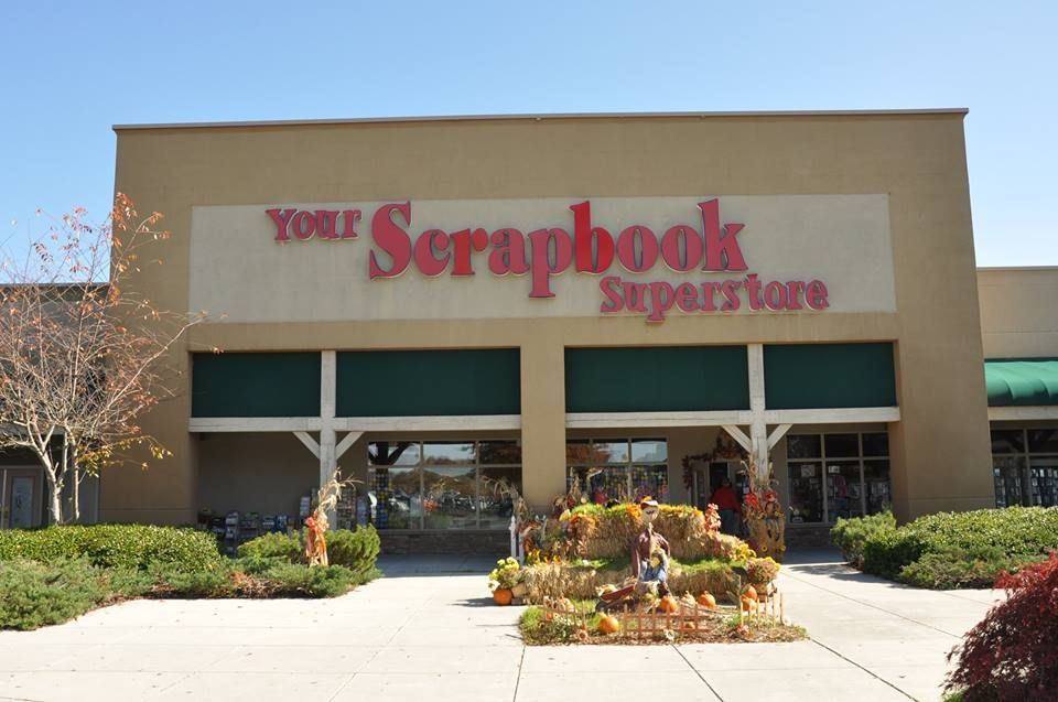 Your Scrapbook Superstore Is Americas Largest Family Owned Scrapbook