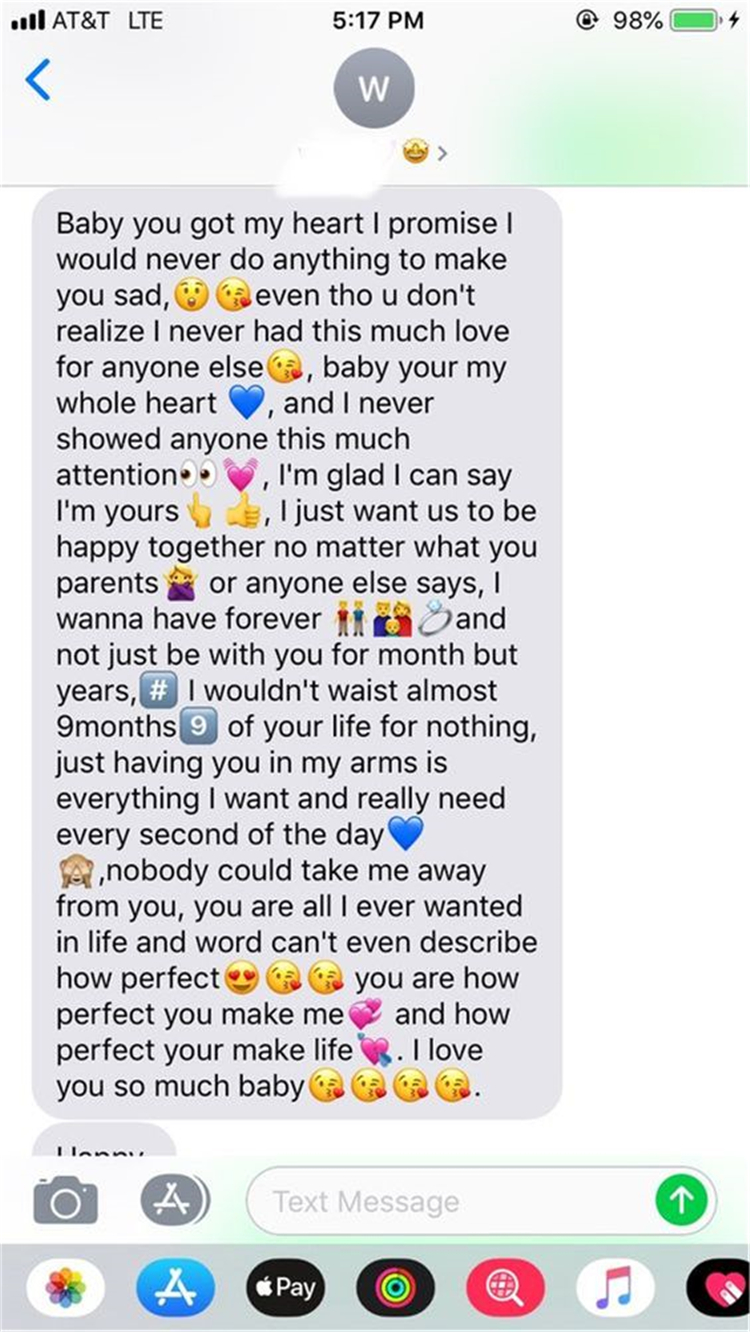 55 Romantic And Warm Messages Between Couples You Would