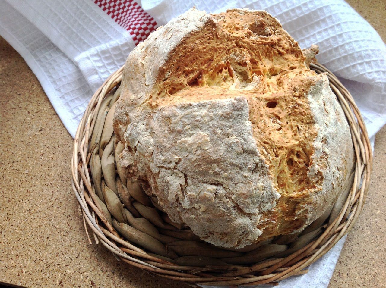 Хлеб по-деревенски (без дрожжей) рецепт с фото пошаговый 62